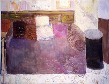 p liesure violet couch